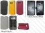 Alcatel One Touch Pop C5 OT-5036D OT-5036X (кожен калъф) 'Book style' + подарък протектор
