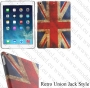 Apple iPad 9.7 2017 / iPad 9.7 2018 (6th Generation) / iPad Air (калъф пластик) Flag Style
