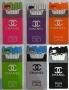 Apple iPhone 4/4s (силиконов калъф) 'Chanel Cigarettes style'