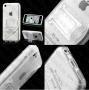 Apple iPhone 5C (калъф HIBRID+стойка) ТПУ/пластик