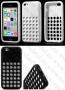 Apple iPhone 5C (силиконов калъф) 'Hollow Dots' style