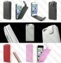 Apple iPhone 5C(кожен калъф)