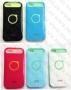 Apple iPhone 5/5s (калъф силикон/пластик) 'iGlow style'