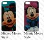 Apple iPhone 5 (калъф ТПУ) Disney style