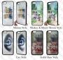 Apple iPhone 5 (калъф ТПУ) 3D Style