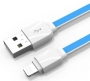Apple iPhone 5/ iPhone 6/ iPhone 6 Plus/ iPad mini/iPod Touch 5/ Touch 6/ iPod nano 7 кабел 8 pin към Usb LDNIO