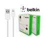 Apple iPhone 5/ iPhone 6/ iPhone 6 Plus/ iPad mini/iPod Touch 5/ Touch 6/ iPod nano 7 кабел 8 pin към Usb Belkin