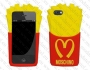 Apple iPhone 6 Plus (силиконов калъф) Moschino - McDonald's style