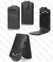 BlackBerry Bold 9790 Onyx III (калъф кожен)-Smooth style