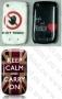 BlackBerry Curve 8520 (калъф пластик) Colors Style