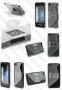 BlackBerry Z10 (калъф HYBRID+стойка) ТПУ/пластик