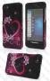 BlackBerry Z10 (калъф пластик) 'Color style'