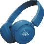 Bluetooth слушалки 'JBL T450BT' (син)