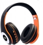 Bluetooth слушалки 'JBL S990' (черен/оранжев)