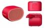 Bluetooth, безжичен, аудио говорител 'Sony SRS-XB01' (червен)
