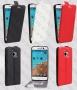 HTC 10/One M10 (кожен калъф) 'Genuine style'