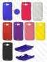 HTC Chacha  (калъф пластик) 'Grid Romb style'