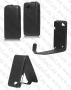HTC Desire VC T328D (калъф кожен)-Smooth style