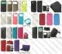 HTC One 2 M8 (калъф кожен)