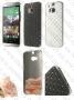 HTC One 2 M8 (калъф пластик) 'King style'