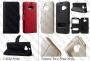 HTC One M9 Plus (калъф кожен -