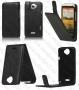 HTC One X (калъф кожен) 'Smooth style'