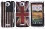 HTC One X (калъф пластик) 'Flag Style'