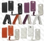 HTC One X (калъф кожен)