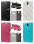 HTC One Е9/E9 Plus (калъф кожен -