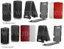 HTC Sensation XL (калъф кожен -