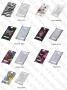 HTC Windows Phone 8S (калъф пластик) Colors Style
