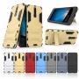 Huawei Mate 10 Lite (калъф hybrid + стойка) 'Transformer style'