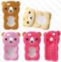 Huawei Nova (силиконов калъф) 'Sad Bear style'