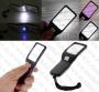 LED/UV Portable Lamp   лупа