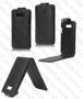 LG Optimus L7 P700 (калъф кожен)-Smooth style