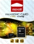 Micro SDHC card + Adapter (8GB class 10) MAXELL