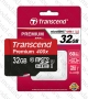 Micro SDHC card   Adapter (32GB class 10) Transcend Premium 400x
