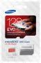 Micro SDHC card + Adapter (128GB class 10) Samsung Evo Plus