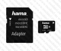 Micro SDHC card   Adapter (16GB class 10) Hama