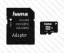 Micro SDHC card   Adapter (16GB class 10) Hama