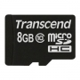 Micro SDHC card (8GB class 10) Transcend Premium