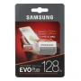 Micro SDHC card   Adapter (128GB class 10) Samsung Evo Plus 100MB/s