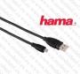 Micro USB / USB data кабел 'Hama'