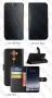 Nokia 8 Sirocco / Nokia 9 (калъф кожен) 'Book style'