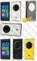 Nokia Lumia 1020 (метализиран калъф) King Style