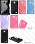 Nokia X A110 Dual SIM / X plus Dual SIM (калъф ТПУ) + протектор
