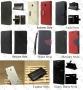 Nokia  Lumia 630 CYAN / 630 Dual SIM (калъф кожен -