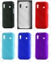 Samsung Galaxy Ace S5830  (калъф пластик) 'Grid style'