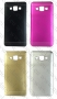 Samsung Galaxy A3 SM-A300F (метализиран калъф) Precious - 'Aluminium style'