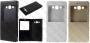 Samsung Galaxy A8 SM-A800F (калъф кожен -